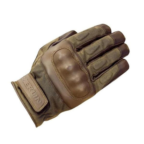 Merlin Ranton Mens Gloves – Brown