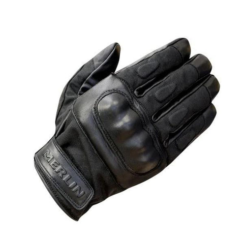 Merlin Ranton Mens Gloves – Black