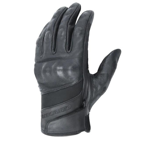 Dririder Tour Men's Motorcycle Gloves - Black