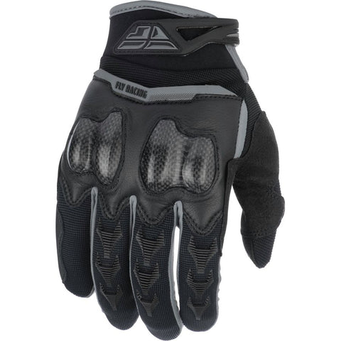 Fly Racing Patrol XC Motorcycle Gloves  - Black