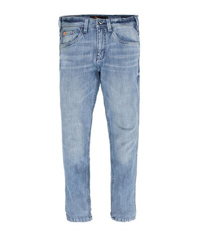 Saint Unbreakable Stretch Slim Jeans - Light Bleached