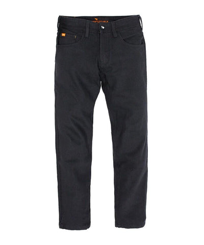 Saint Unbreakable Stretch Straight Jeans - Black