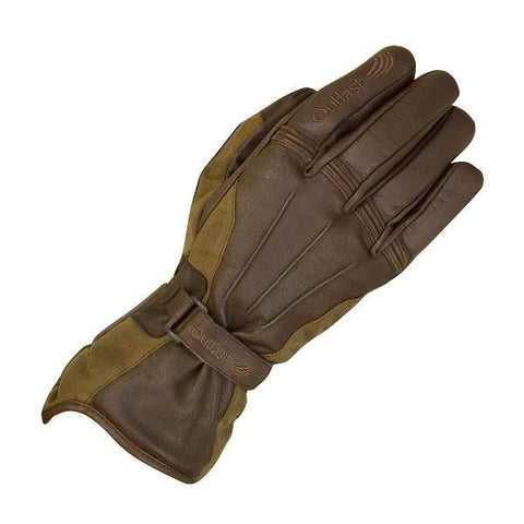 Merlin Darwin Mens Gloves – Brown