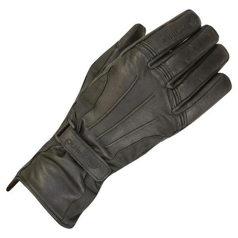 Merlin Darwin Mens Gloves – Black