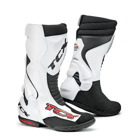 TCX Racing Speedway Boots– White