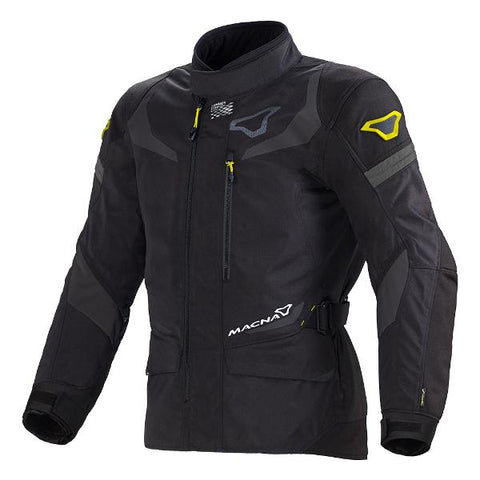 Macna Sektor Jacket – Black/Grey