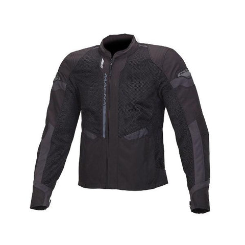 Macna Event Mesh Jacket – Black