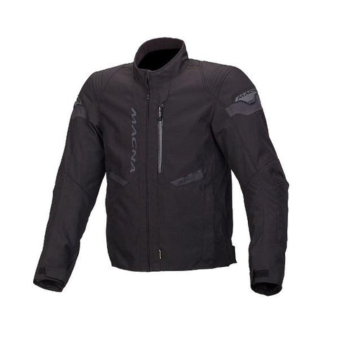 Macna Traction Textile Jacket – Black