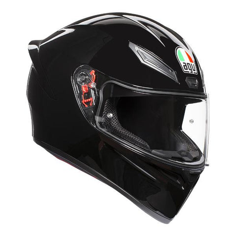 AGV K1 Full Face Helmet - Black