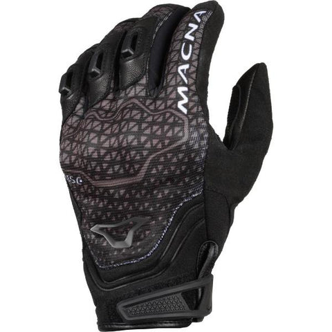 Macna Assault Motorcycle Gloves - Black
