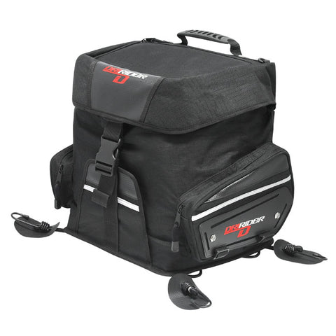 Dririder Adventure Tail Motorcycle Bagpack - Black