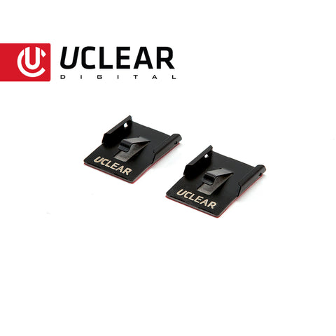 UClear Classic Permanent Mounting Clip For Bluetooth Helmet Audio Systems