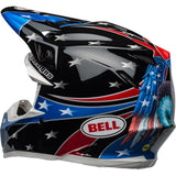 Bell 2019 Moto-9 Tomac Eagle Gloss Black MIPS Equipped