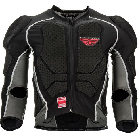 Fly Racing Barricade Longe Sleeve Suit - Black