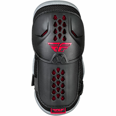 Fly Racing Barricade Elbow Youth Guards - Black