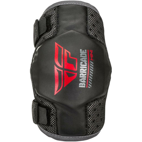 Fly Racing Barricade Elbow Mini Guards - Black