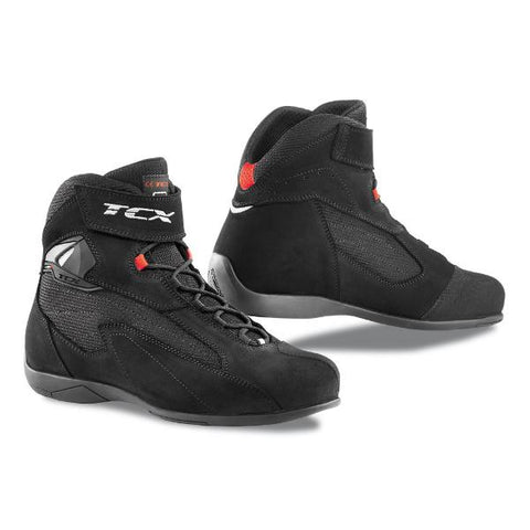 TCX Pulse Motorcycle Boots - Black