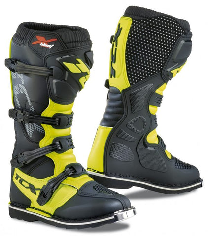 TCX X-Blast Boots– Black/Yellow
