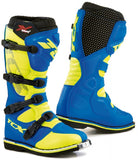 TCX X-Blast Boots– Blue/Yellow