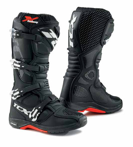 TCX X-Helium Michelin Boots– Black