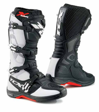 TCX X-Helium Michelin Boots– White