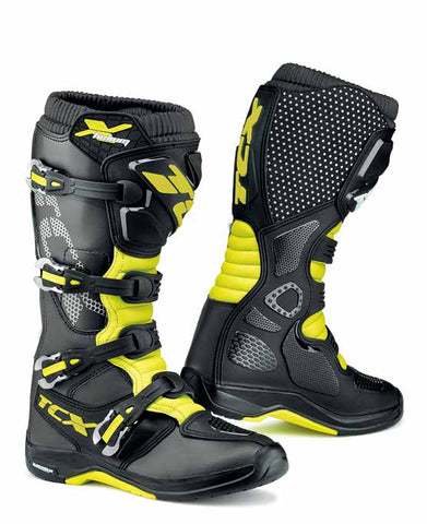 TCX X-Helium Michelin Boots– Black/Yellow