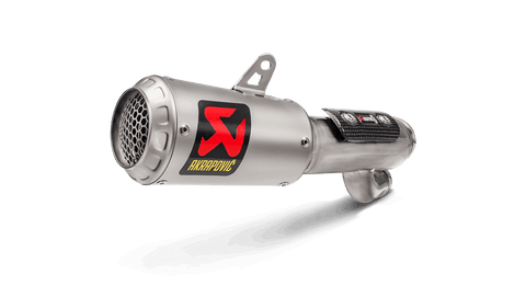 Akrapovic BMW S1000R Slip-On System (17-19) S-B10SO9-CUBT