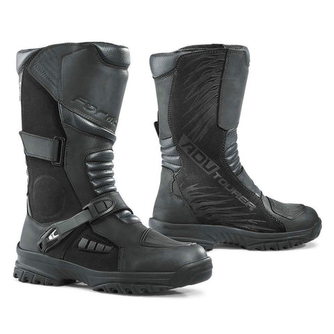 Forma Adventure Tourer Motorcycle Boots - Black