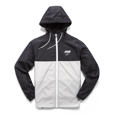 Alpinestars Cruiser Mens Windbreaker Jacket - Black/Gray