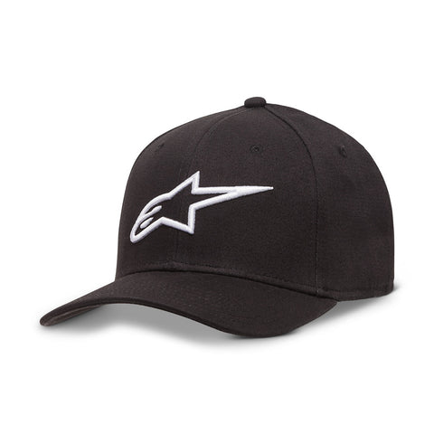 Alpinestars Ageless Curve Cap - Black/White