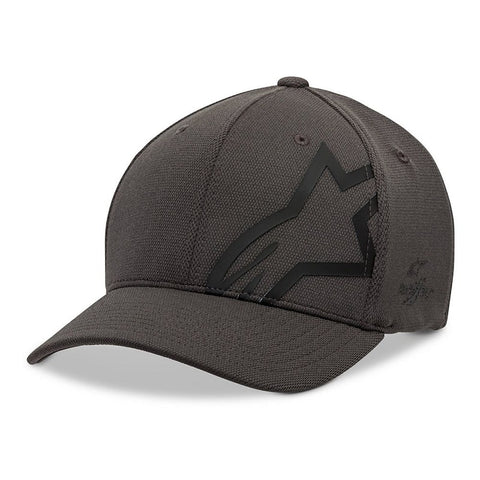Alpinestars Corp Shift Sonic Tech Motorcycle Hat - Charcoal Black