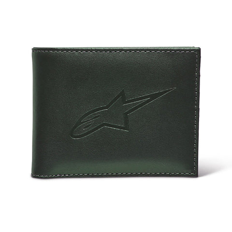 Alpinestars Ageless Leather Wallet -Military