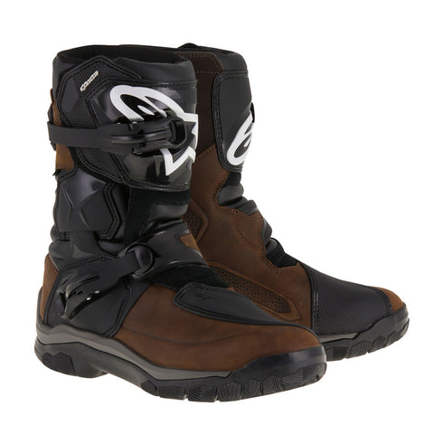 Alpinestars Belize Drystar Short Boots - Brown