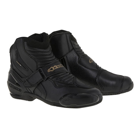 Alpinerstars Womens SMX-1R Ride Shoe - Black/Gold