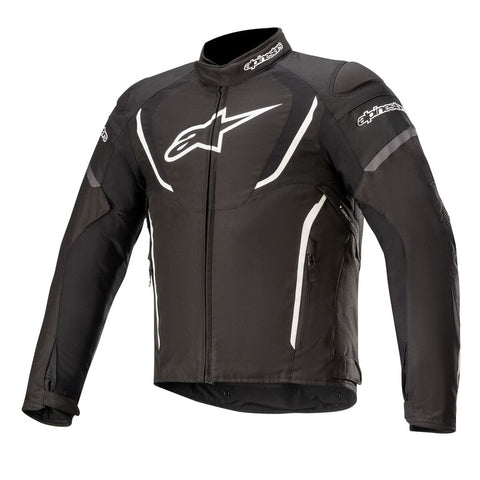 Alpinestars T-Jaws V3 Waterproof Jacket - Black/White