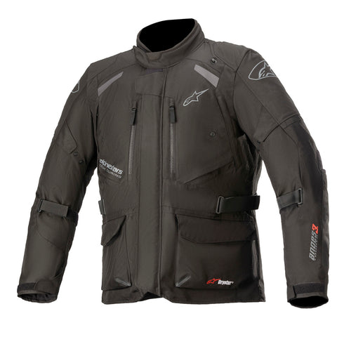 Alpinestars Andes V3 Waterproof Motorcycle Jacket - Black