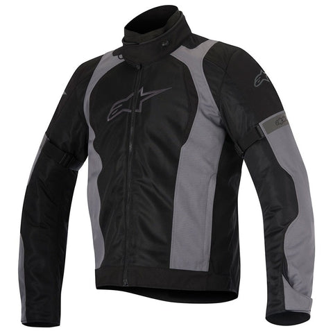 Alpinestars Amok Air Drystar 2016 Motorcycle Jacket - Black/Grey