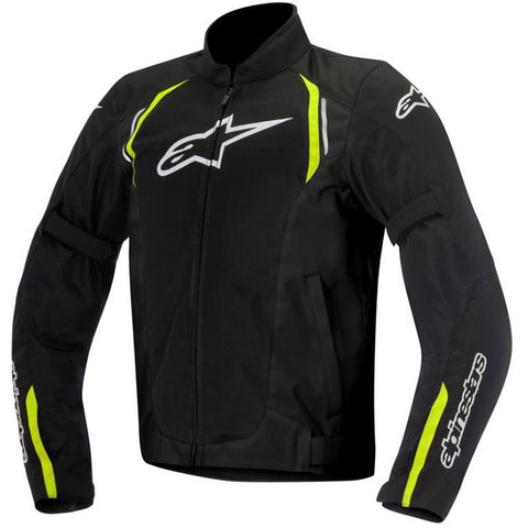 Alpinestars AST Air Jacket Black/Fluro Yellow