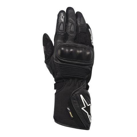 Alpinerstars Mens GTS Gore-Tex Waterproof Hybrid Gloves - Black