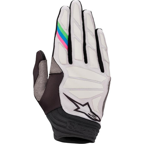 Alpinestars 2019 Aviator Vision Cool Motocross Gloves - Grey/Black