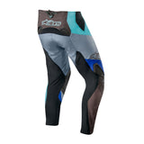 Alpinestars 2019 MX Techstar Venom Pants - Black/Turquoise