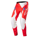 Alpinestars 2019 MX Supertech Pants - Red/White