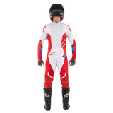 Alpinestars MX 2019 Supertech Motocross Jersey - Red/White
