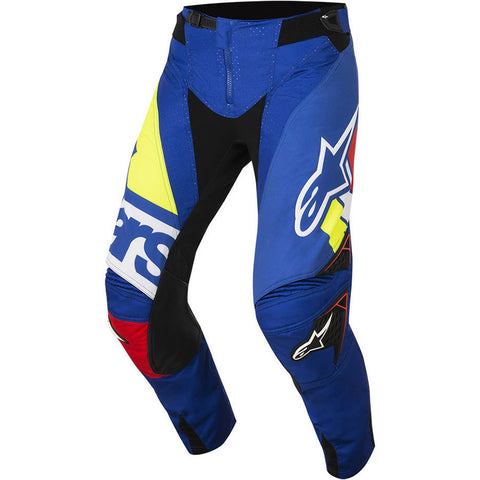 Alpinestars 2018 Techstar Factory Blue/Red Pant
