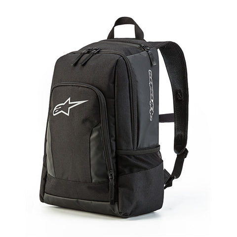 Alpinestars Time Zone Motorcycle Backpack - Black