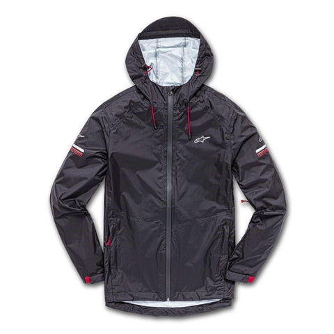 Alpinestars Resist Ii Rain Motocross Jacket - Black