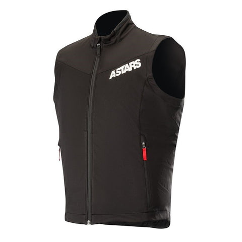 Alpinestars 2019 Session Race MX Sleeveless Jacket - Black/Red