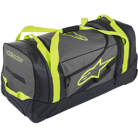 Alpinestars Komodo Gear Bag - Grey/Fluro/Yellow