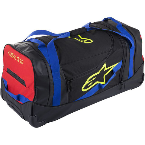 Alpinestars Komodo Gear Bag - Black/Red/Fluro