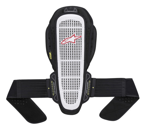 Alpinerstars Nucleon KR-R Back Protector - Black/White
